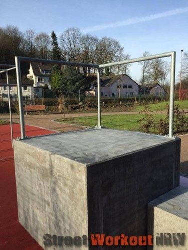 Iserlohn - Outdoor Gym - Einsteinstraße