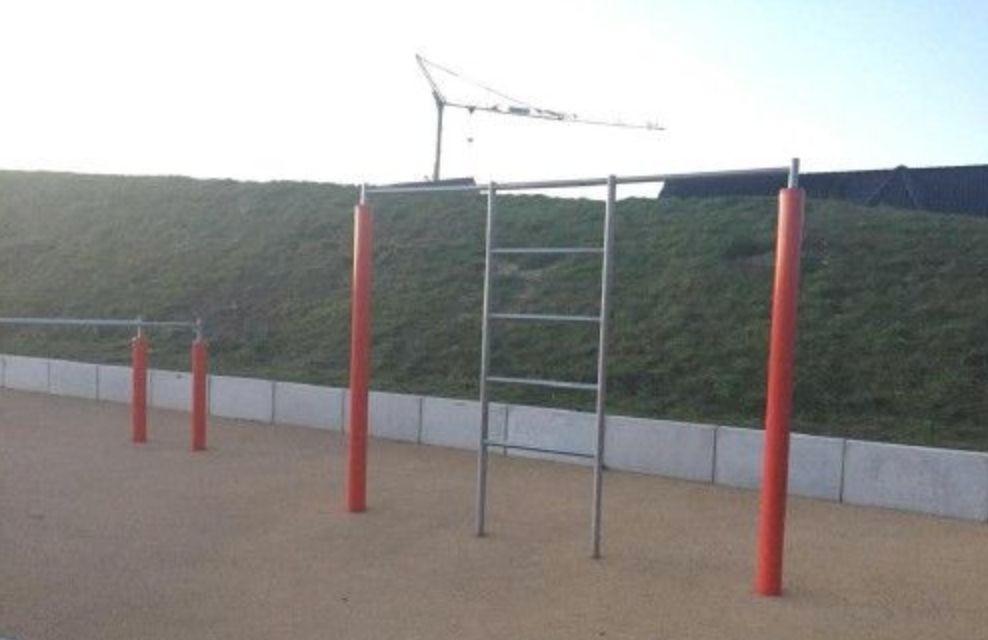 Iserlohn - Aire de Fitness - Weideplatz