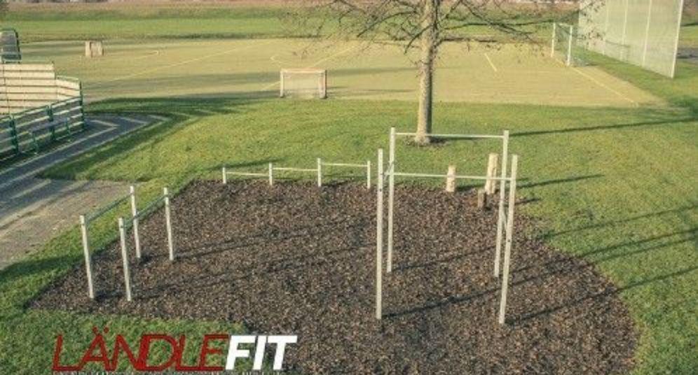 Fußach - Street Workout Park - Polderdamm