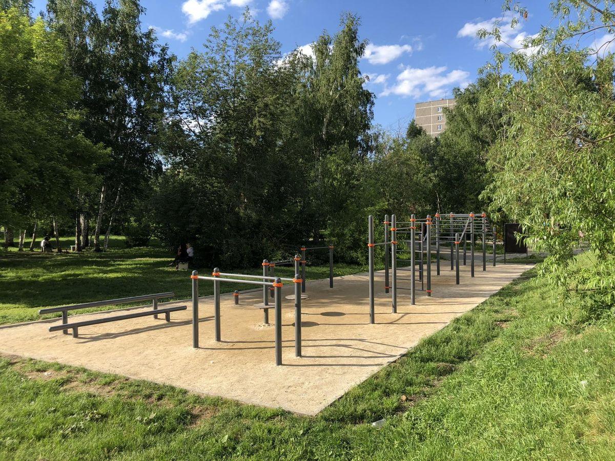 Yekaterinburg - Street Workout Park - KFC