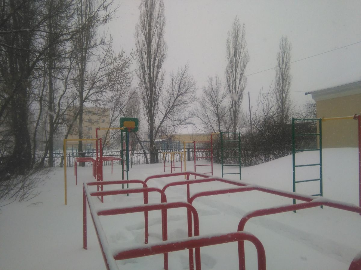 Starooskolsky - Calisthenics Gym - Славяночка