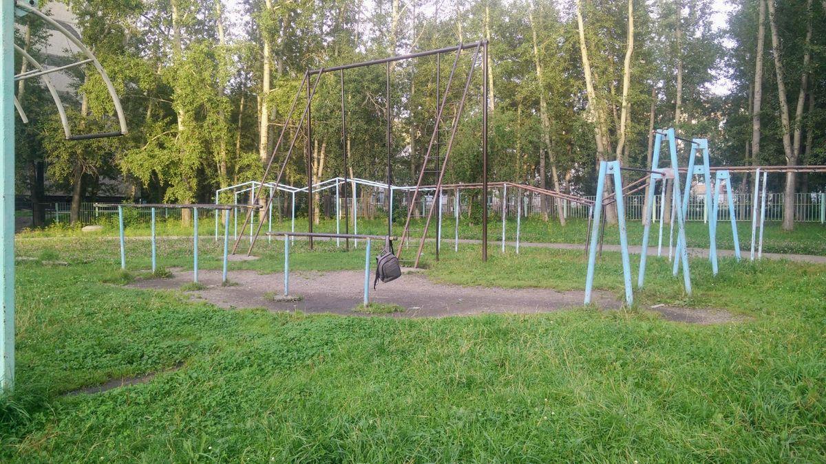 Achinsk - Street Workout Park - 662153