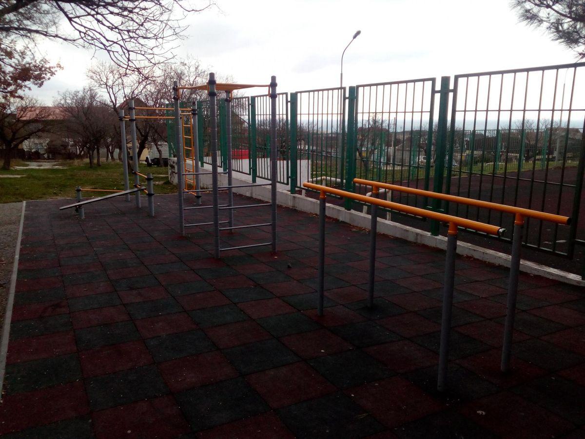 Gelendzhik - Fitness Park - Просторная Улица