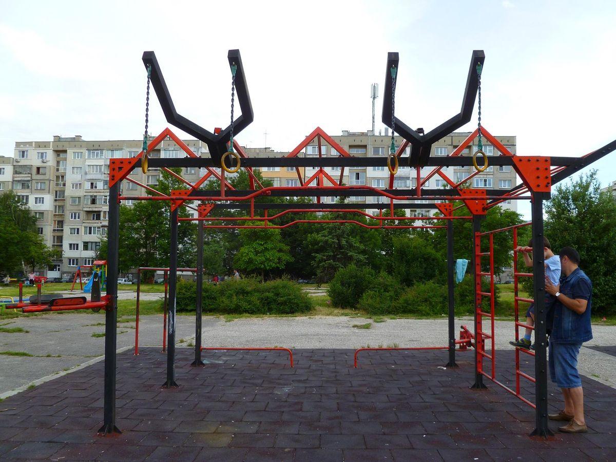Sofia - Calisthenics Gym - Sofia