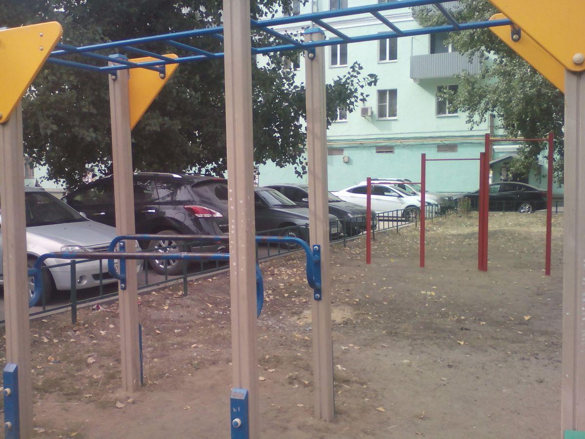 Lipetsk - Calisthenics Gym - Школа №7