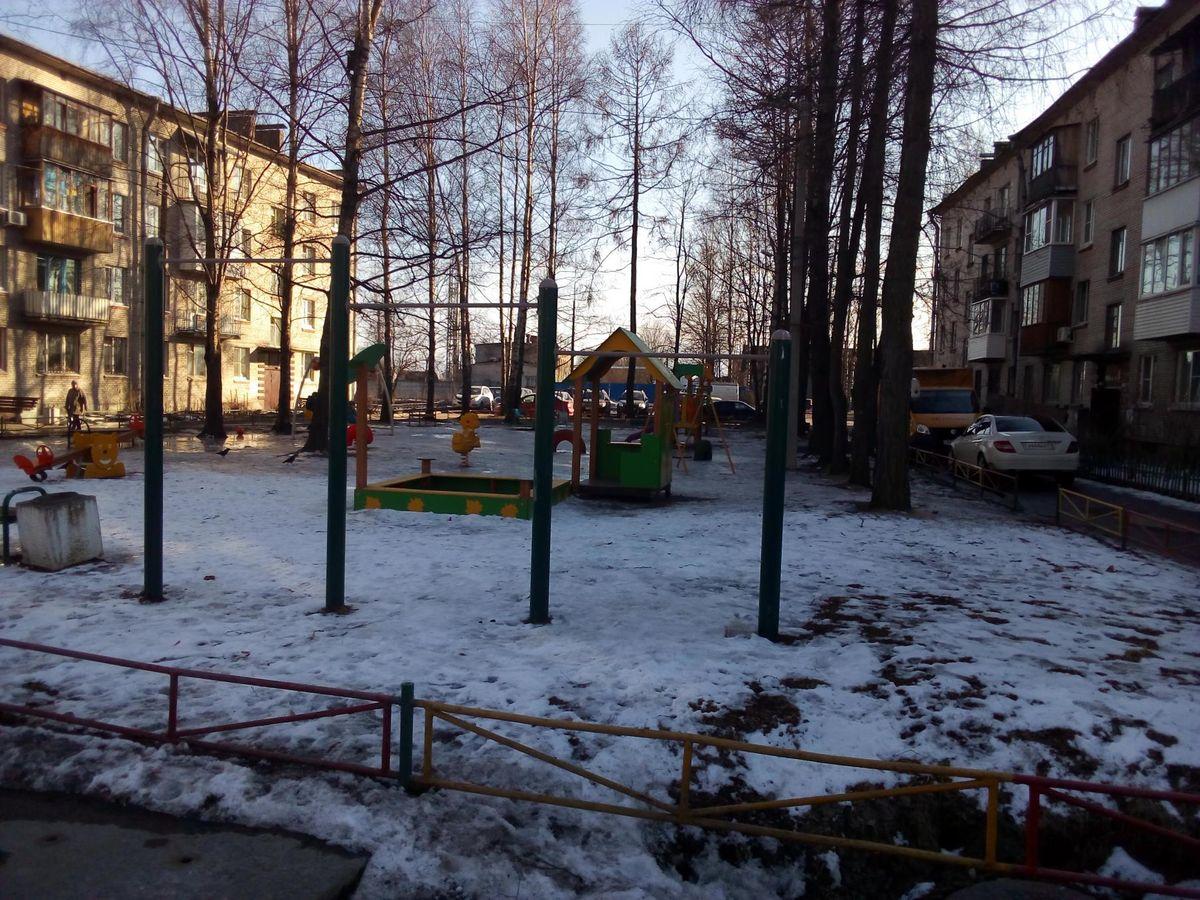 Telmanovskoe - Street Workout Park - Полушка