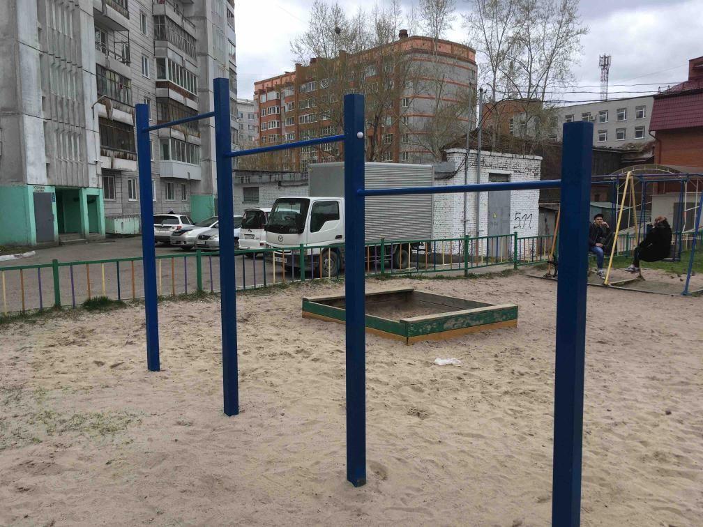 Tomsk - Calisthenics Gym - Абрикос