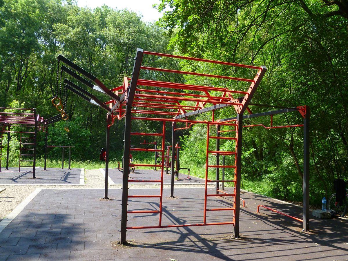 Sofia - Street Workout Park - Sofia