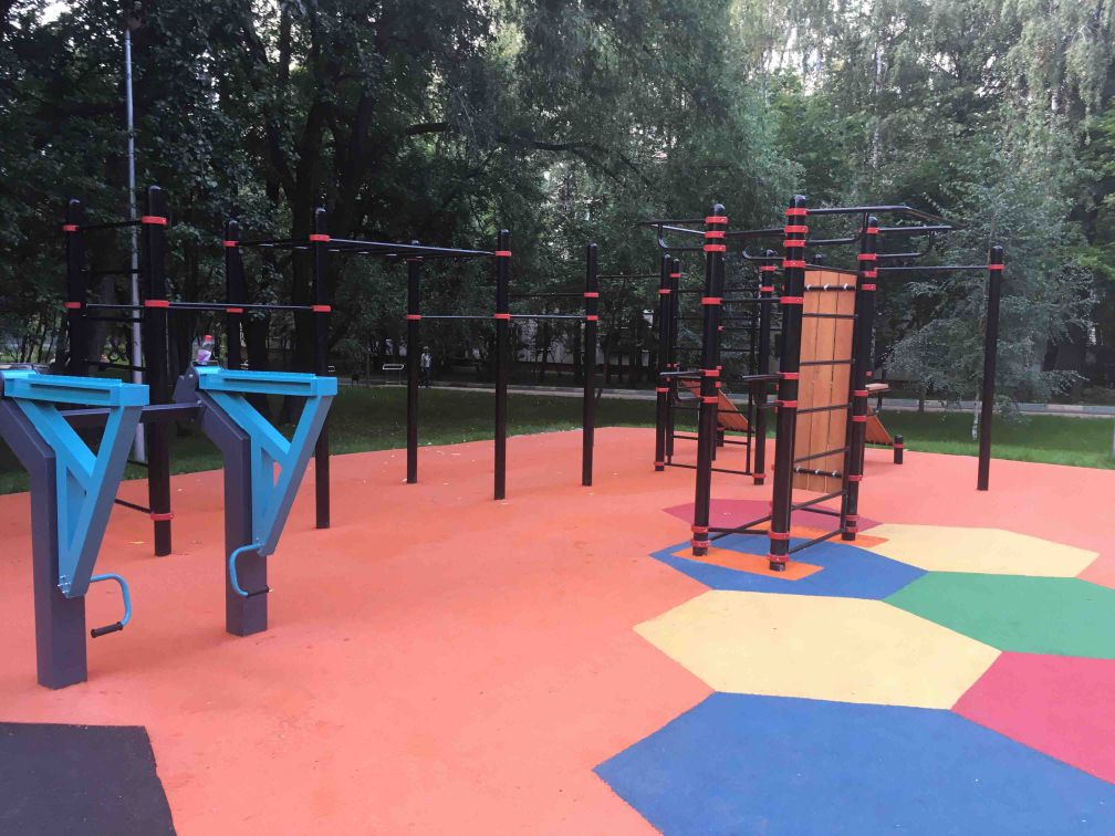 Moscow - Aire de Fitness - Детский Сад 170