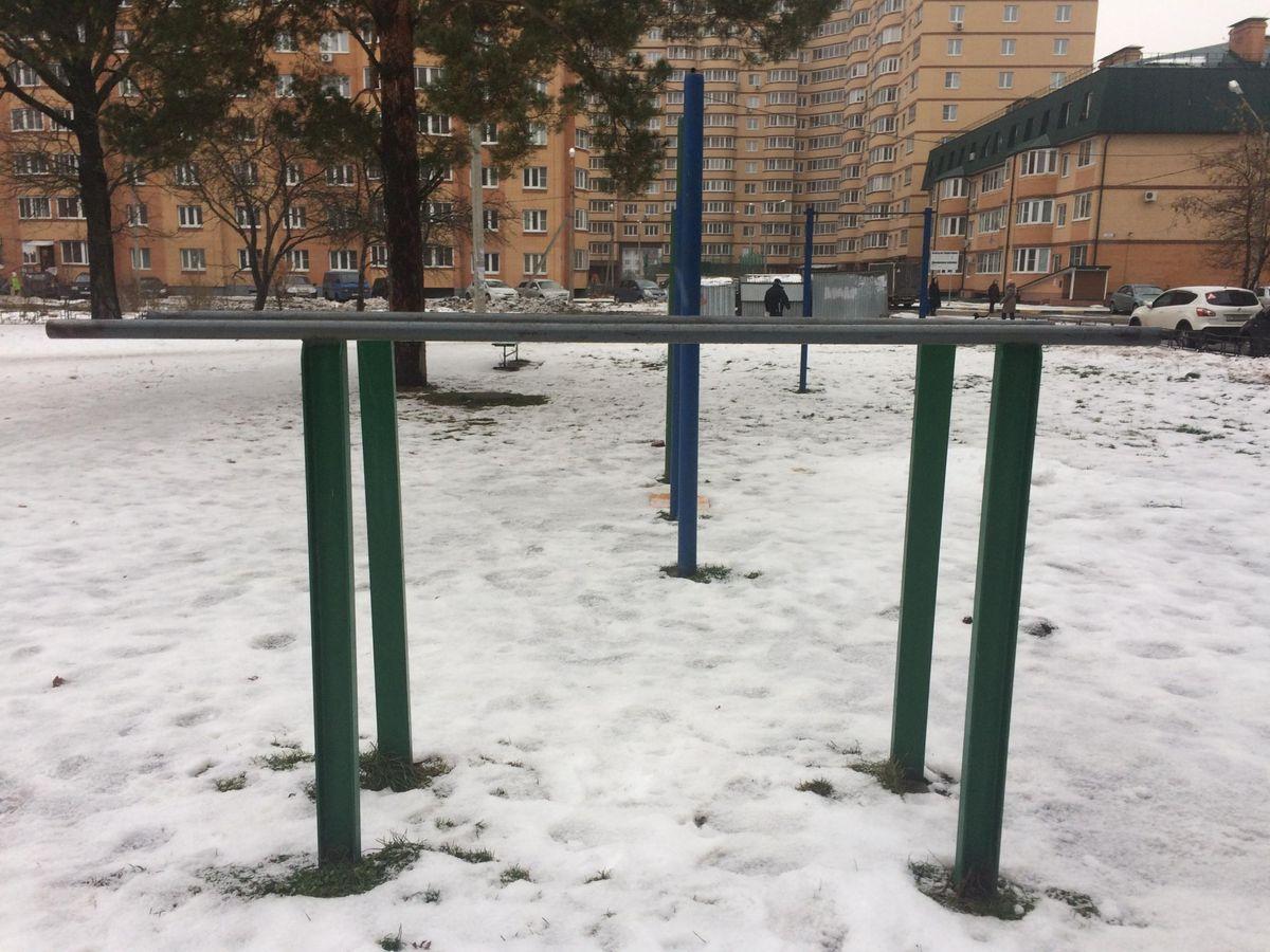 Dedovsk - Street Workout Park - Улица Победы