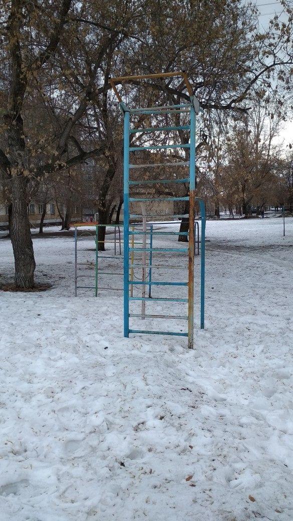 Chelyabinsk - Calisthenics Gym - Поликлиника ДГКБ №2