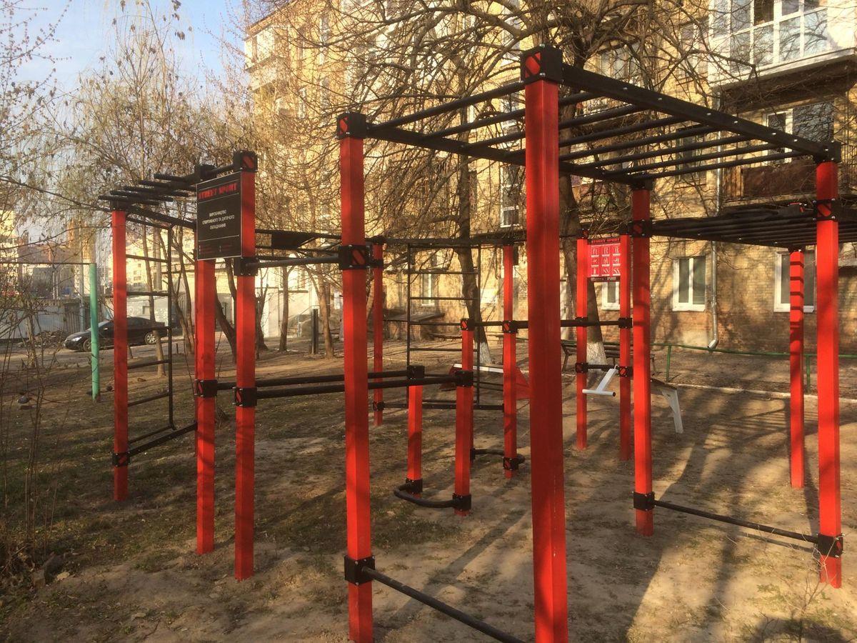 Kyiv - Fitness Park - Stem Школа Inventor