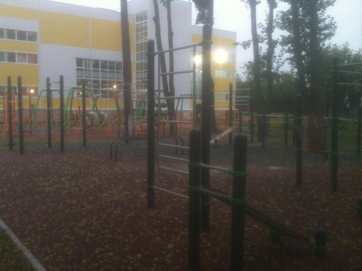 Korolev - Outdoor Gym - Теннисный Корт «Металлист»