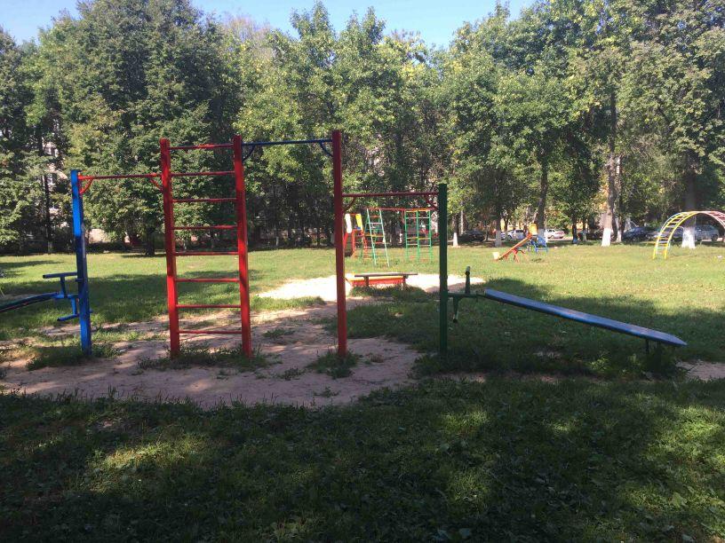 Nizhny Novgorod - Fitness Park - Пятерочка