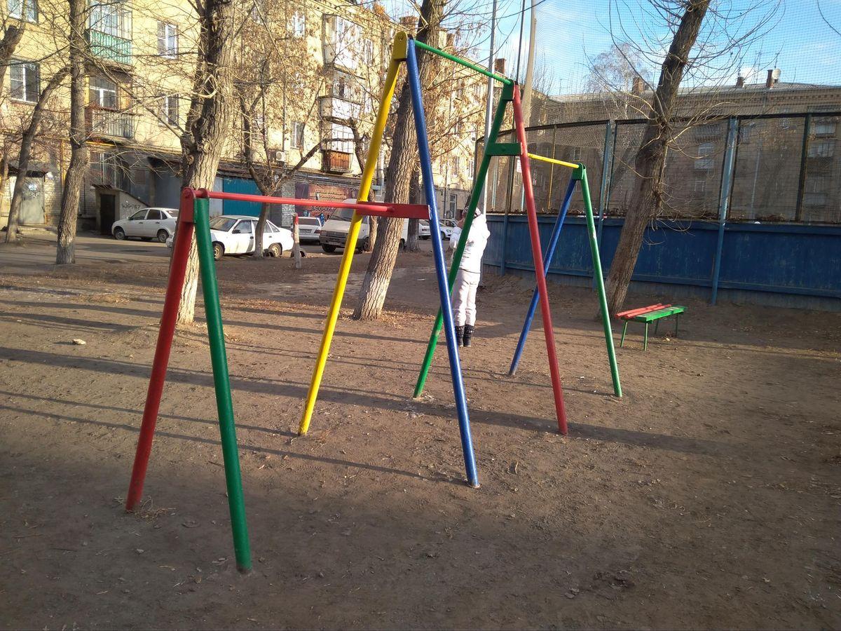 Chelyabinsk - Calisthenics Gym - Mr Coffee
