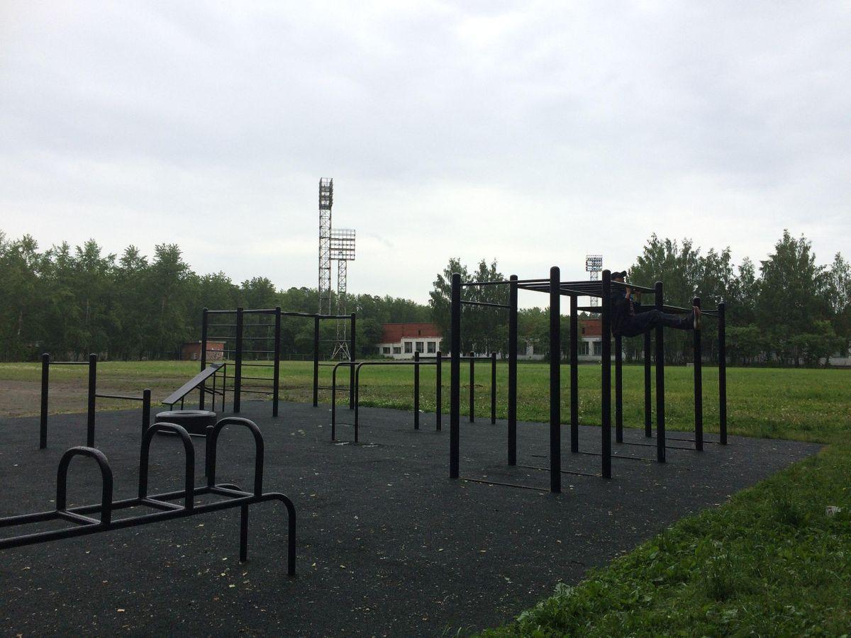 Asbest - Outdoor Gym - Нептун