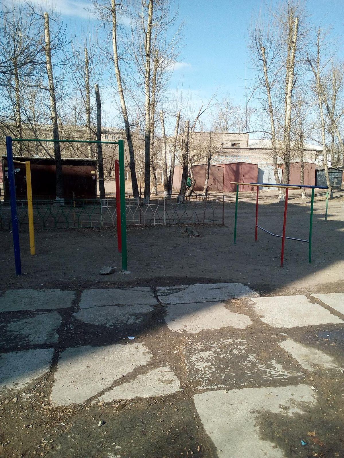 Chita - Street Workout Park - 672014