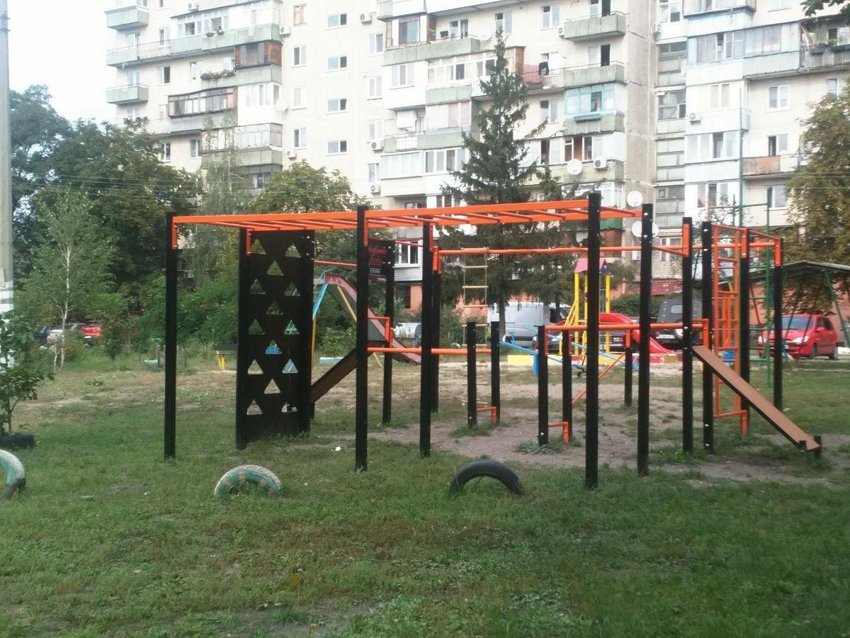 Kyiv - Fitness Park - Десна Кут