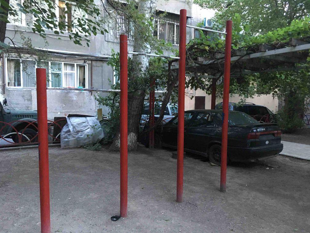 Armenia - Calisthenics Park - Yerevan