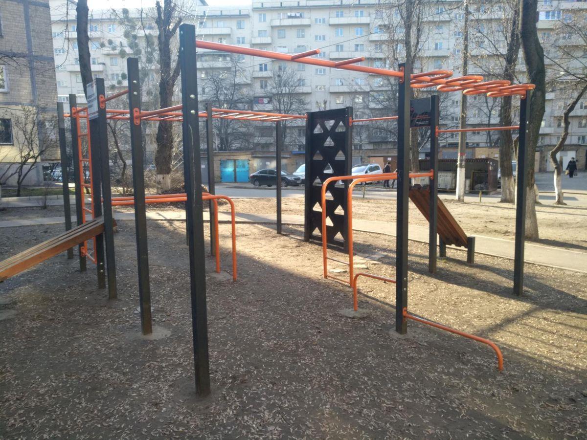 Kyiv - Calisthenics Gym - Пароль 89