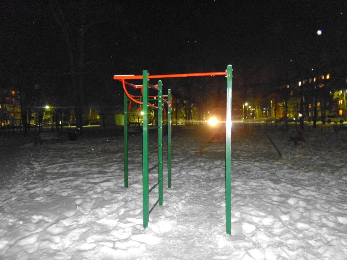 Bratsk - Calisthenics Park - Мун-Гэн