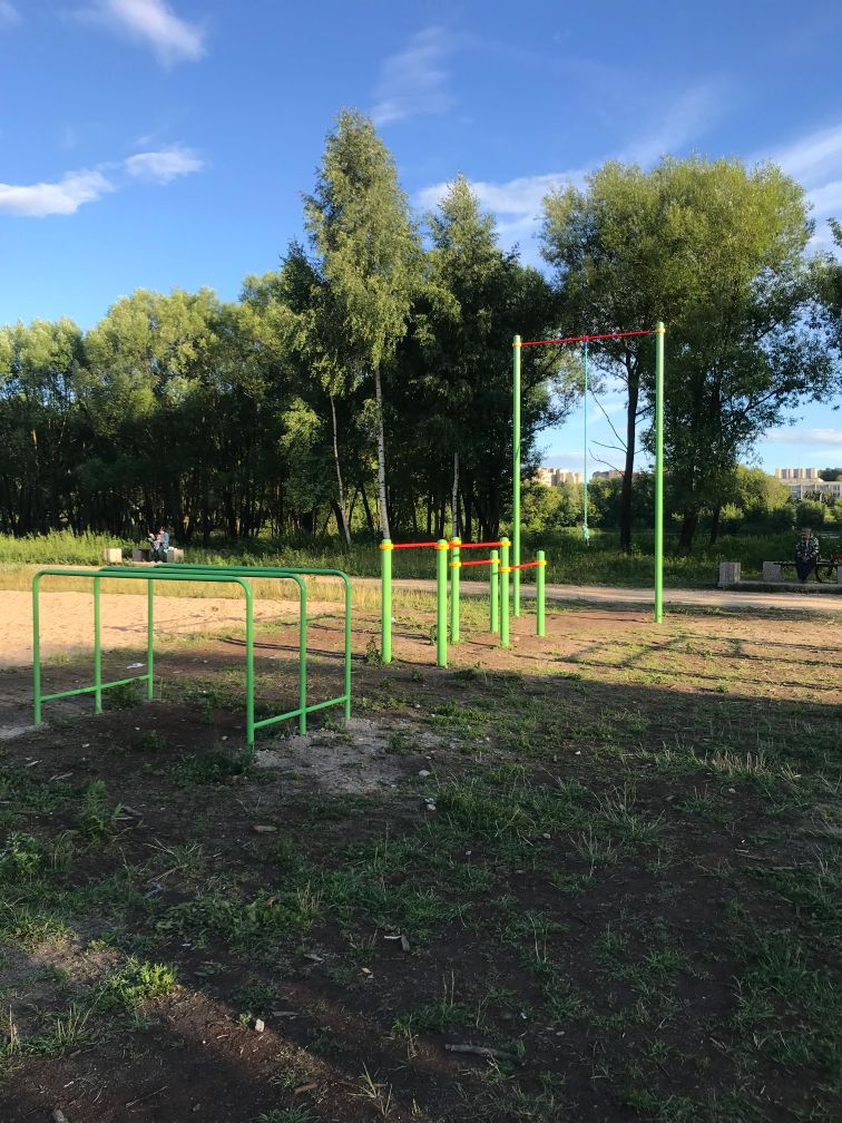 Tver - Aire de Fitness - Ландшафтный Парк «Тьмака»