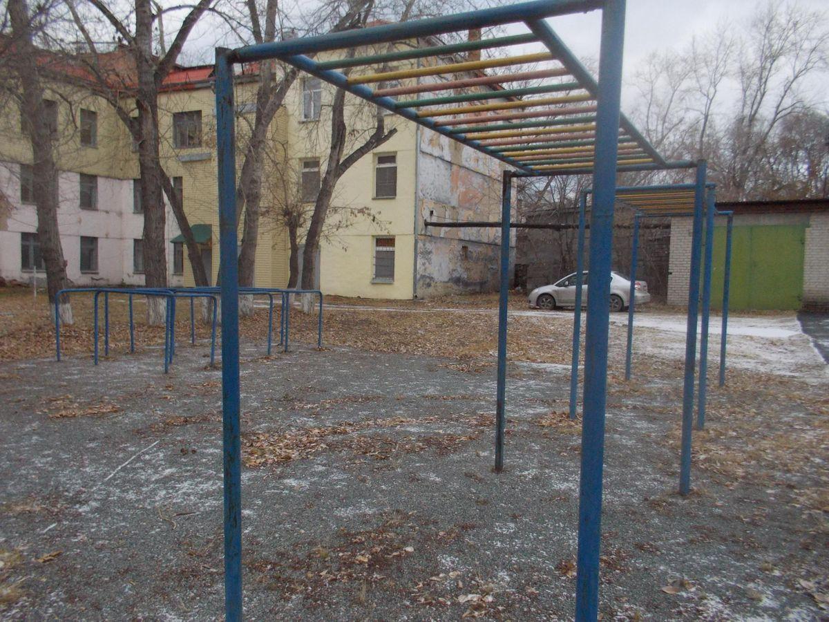 Chelyabinsk - Calisthenics Gym - Зенон