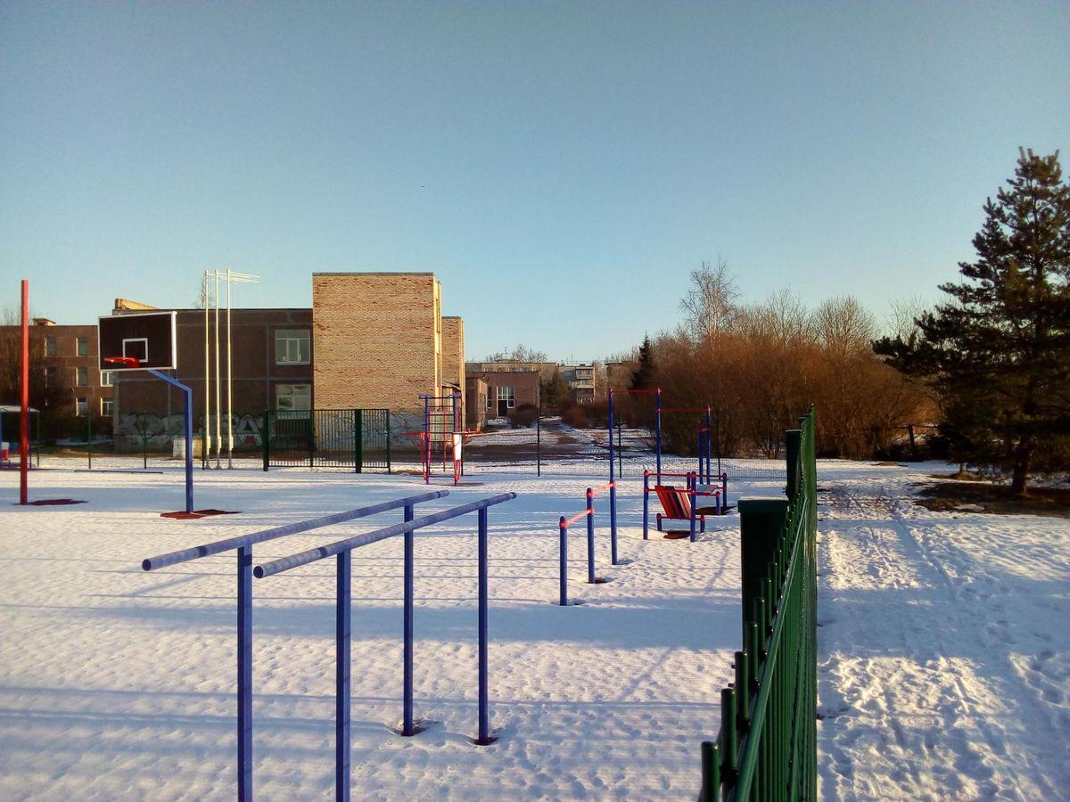 Telmanovskoe - Street Workout Park - 187033