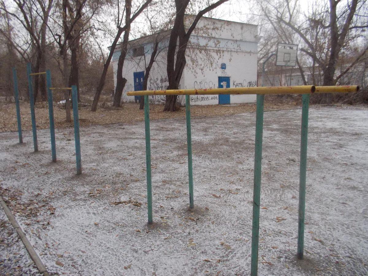Chelyabinsk - Outdoor Gym - Зенон