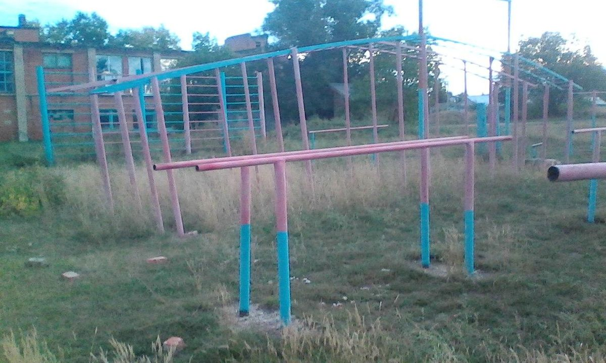 Pugachev - Outdoor Gym - 413722