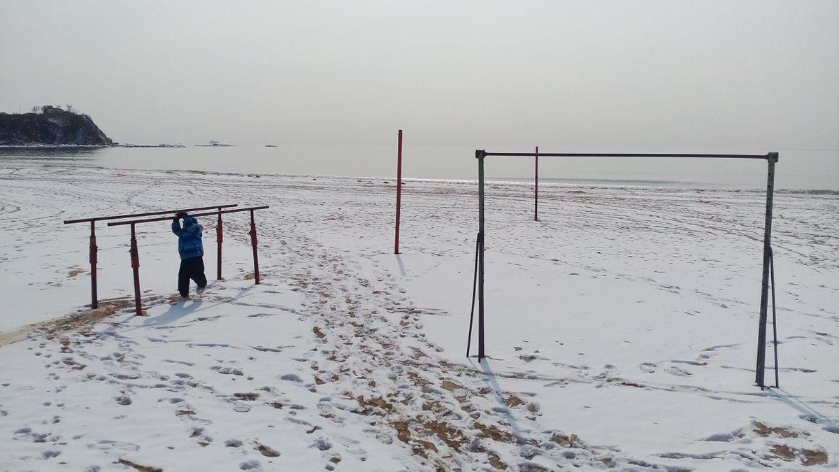 Novolitovskoe - Street Workout Park - 692952