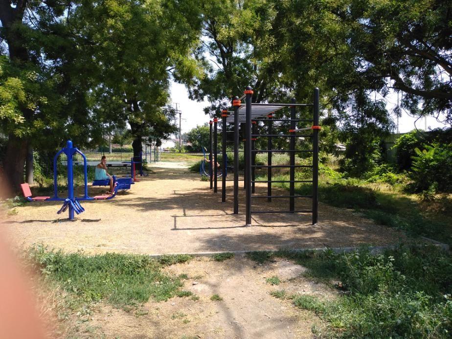 Odessa - Calisthenics Gym - SOCAR
