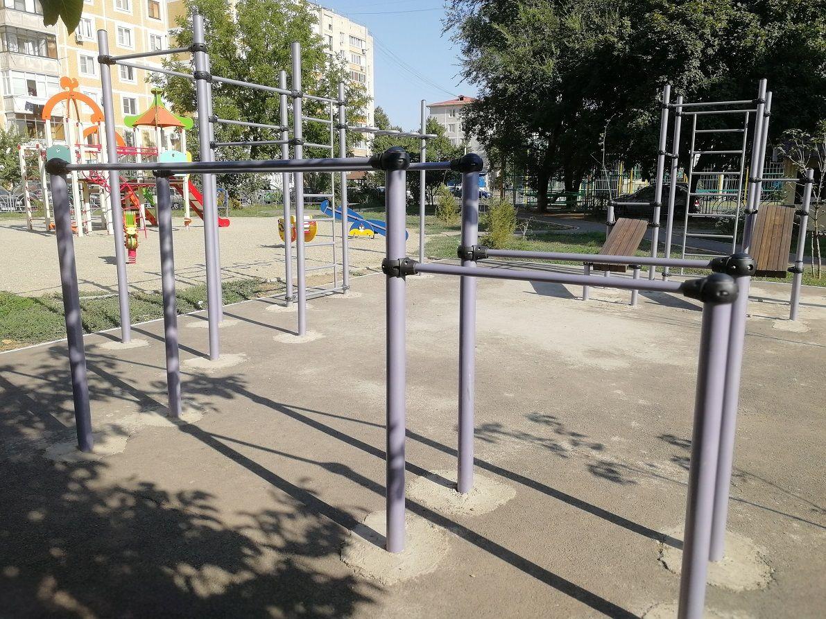 Belorechensk - Street Workout Park - Интернациональная Улица