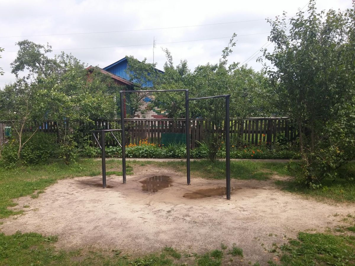 Trosnyanskoe - Aire de Fitness - 242710