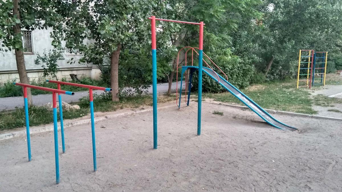 Bishkek - Calisthenics Park - СТО Вернисаж
