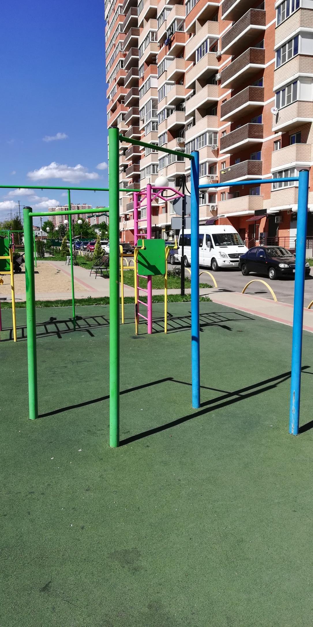 Krasnodar - Street Workout Park - Парусная 20/3