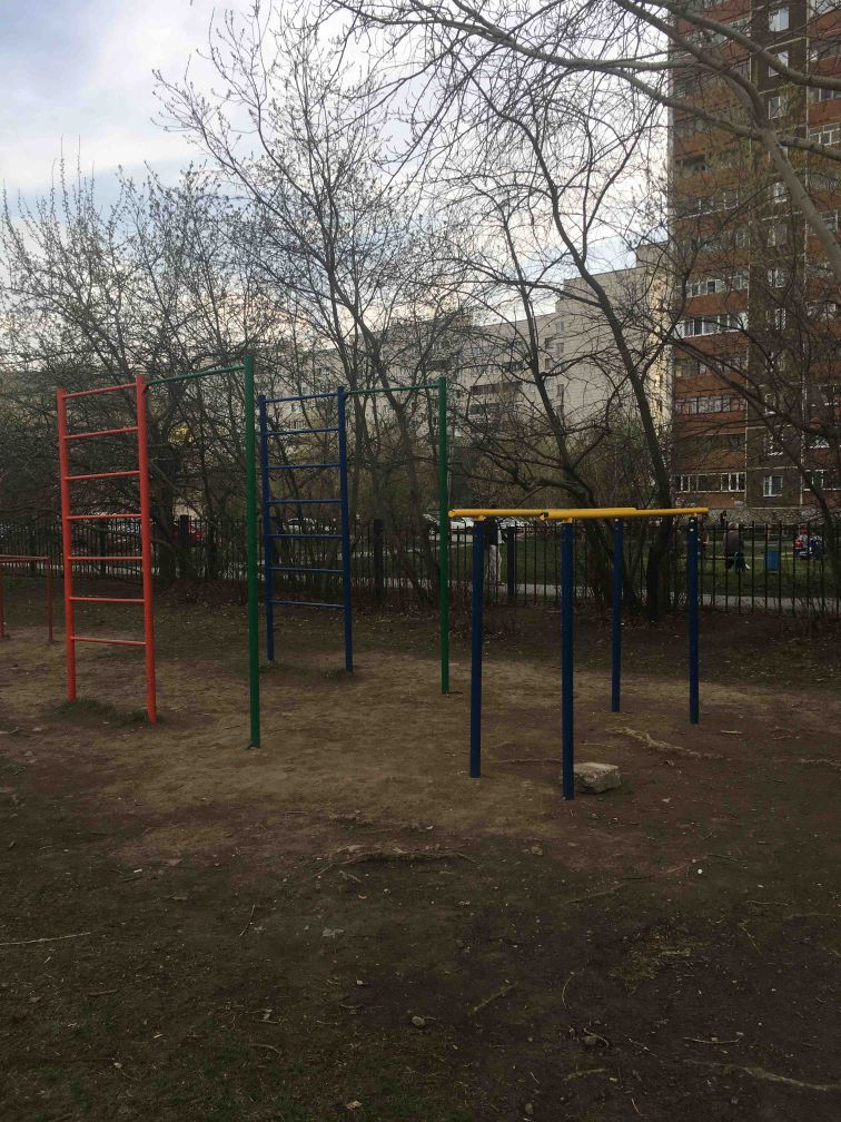 Yekaterinburg - Street Workout Park - Школа 29