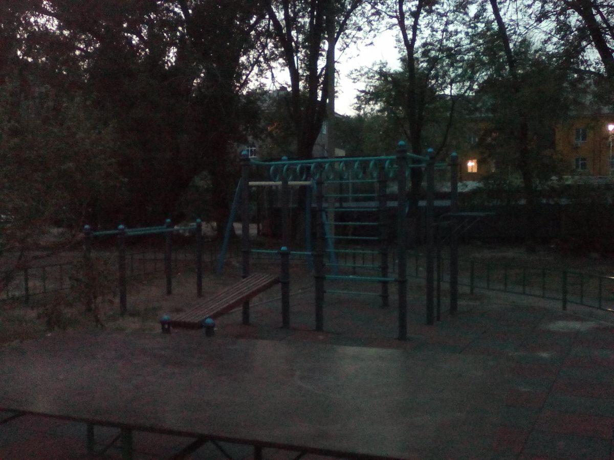 Lipetsk - Calisthenics Park - Новолипецкий Парк
