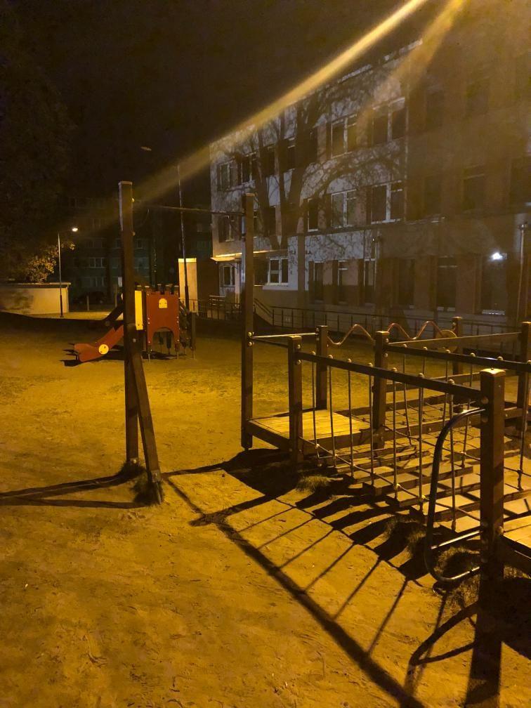 Daugavpils - Street Workout Park - Veikals  BETA