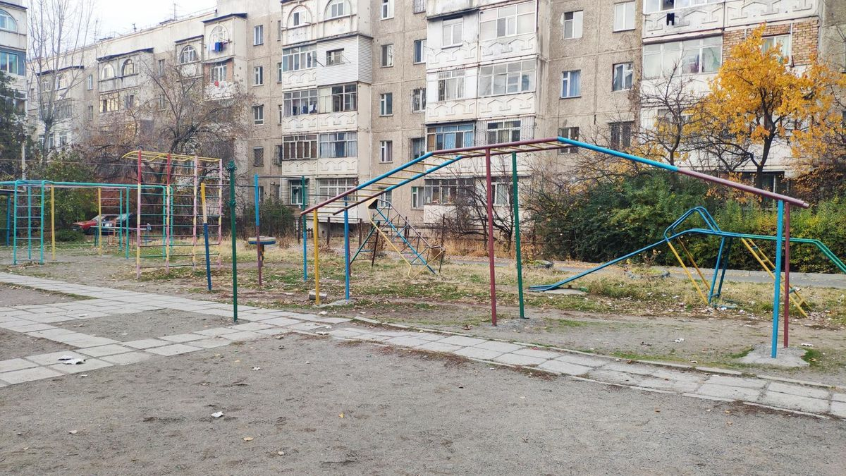 Bishkek - Street Workout Park - Арабеск / Arabesque