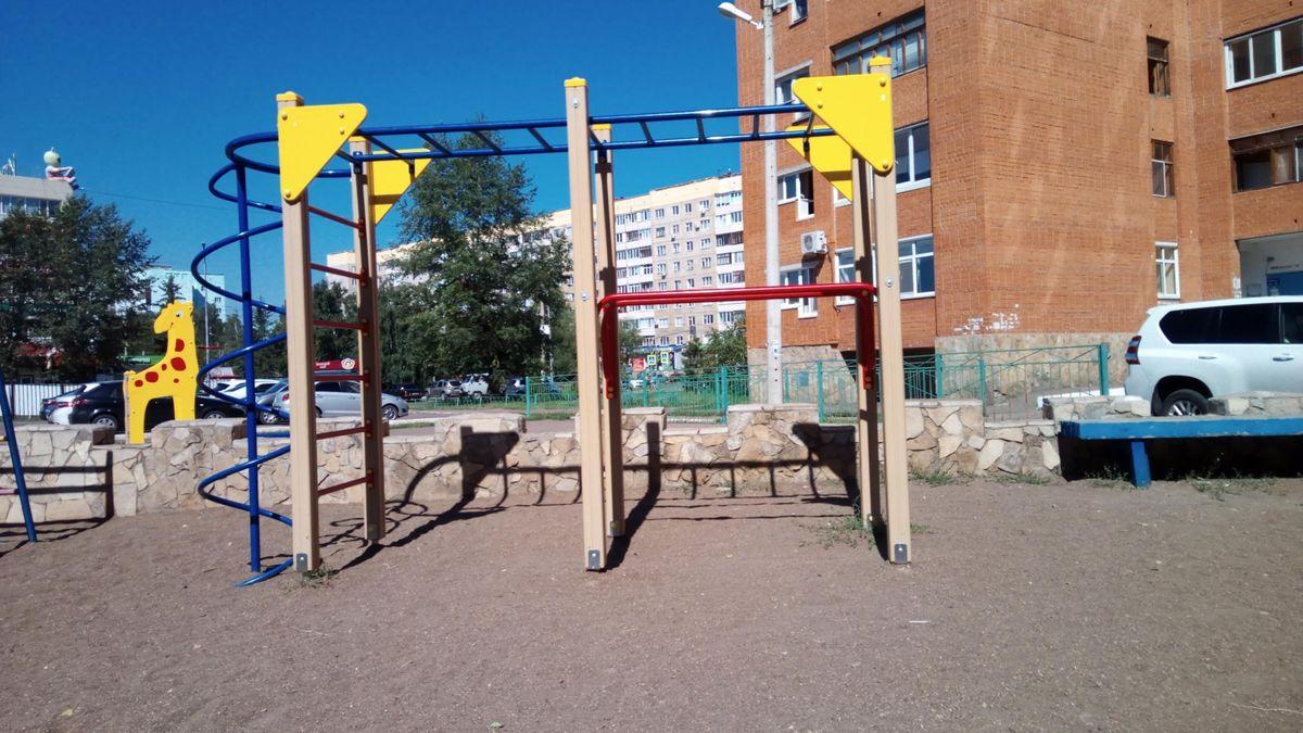 Meleuz - Fitness Park - ТЦ Иремель