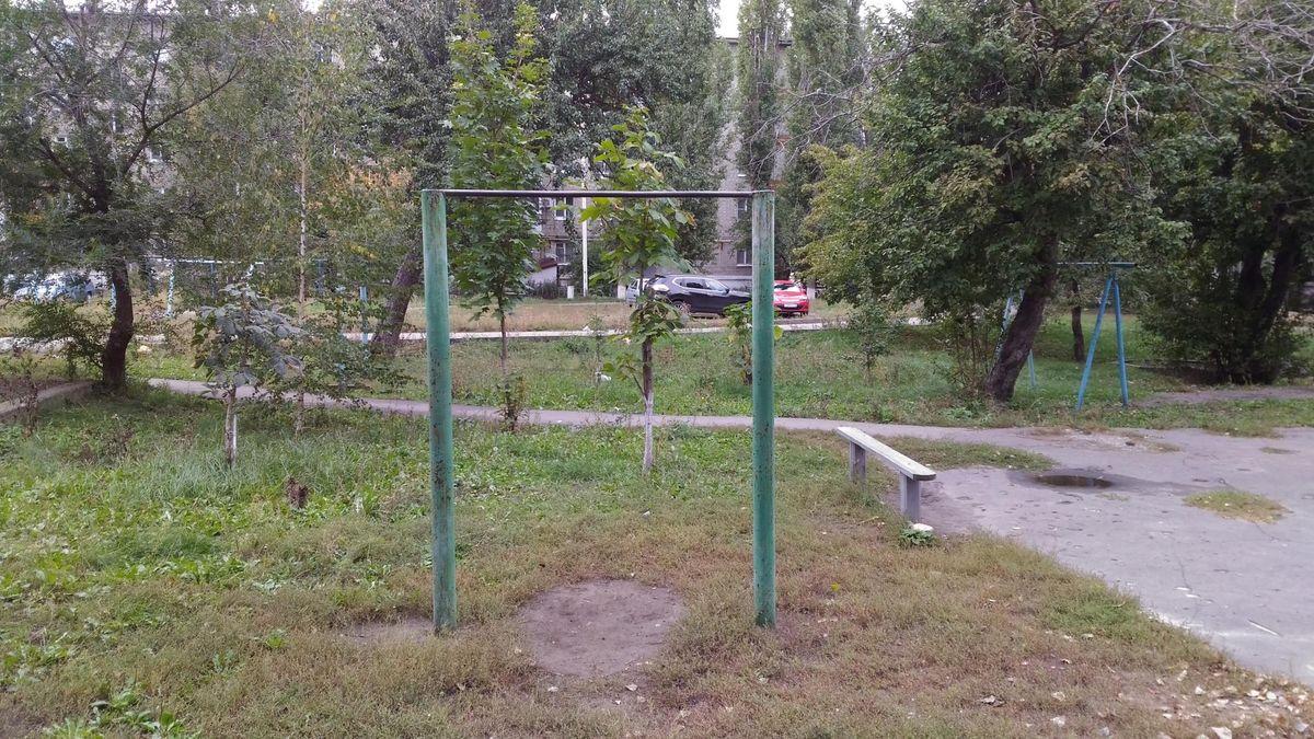 Borisoglebsk - Calisthenics Park - Ольга
