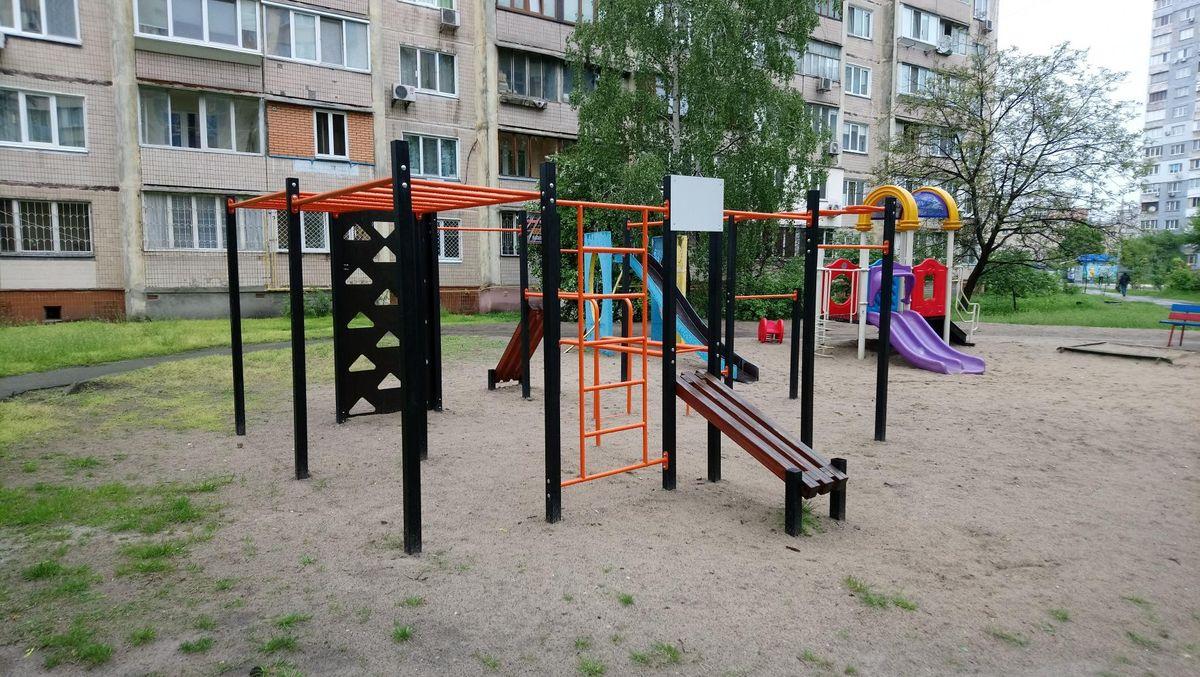 Kyiv - Calisthenics Gym - Салон Красоты  Estel Professional