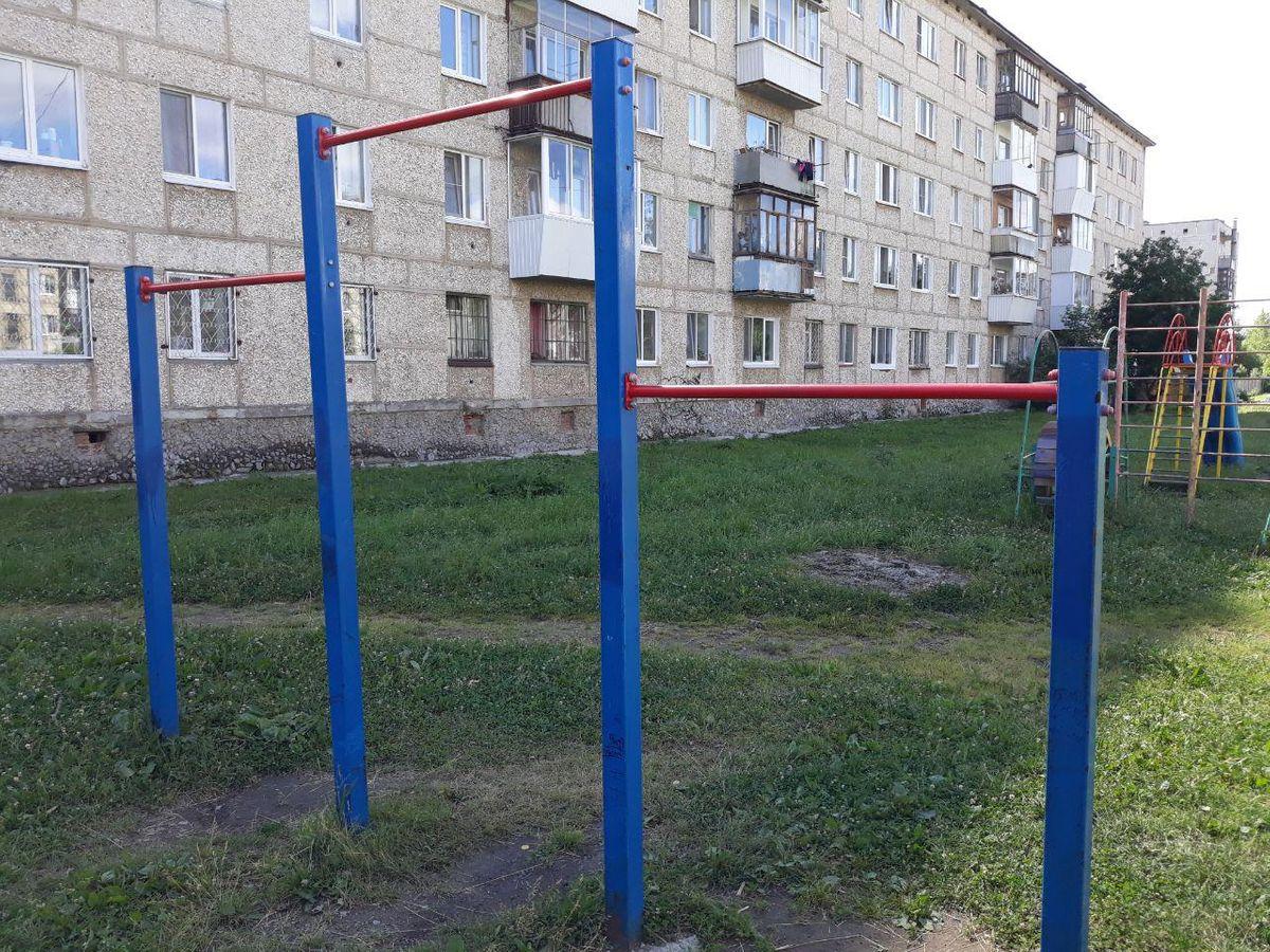 Verkhnyaya Pyshma - Calisthenics Park - Пив & Ко