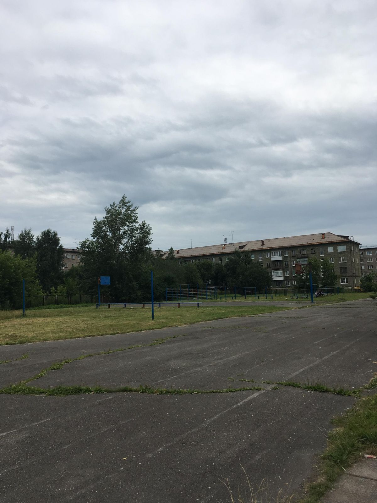Nizhny Tagil - Street Workout Park - Тагилстрой