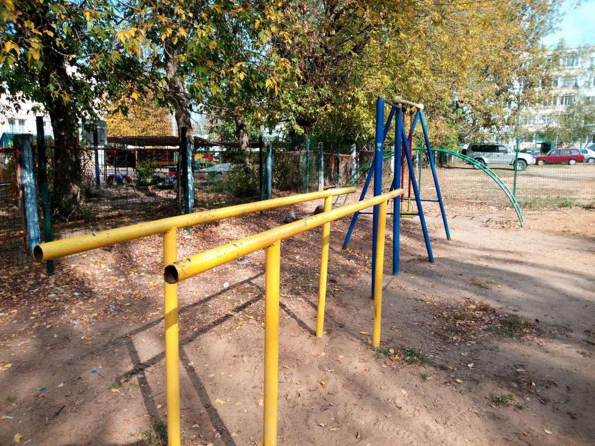Torzhok - Street Workout Park - 172006