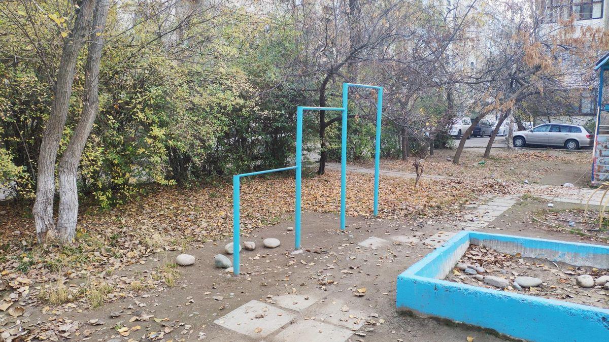 Bishkek - Aire de Fitness - Базарчик Асанбай