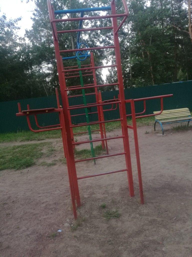Bratsk - Fitness Park - Фишка