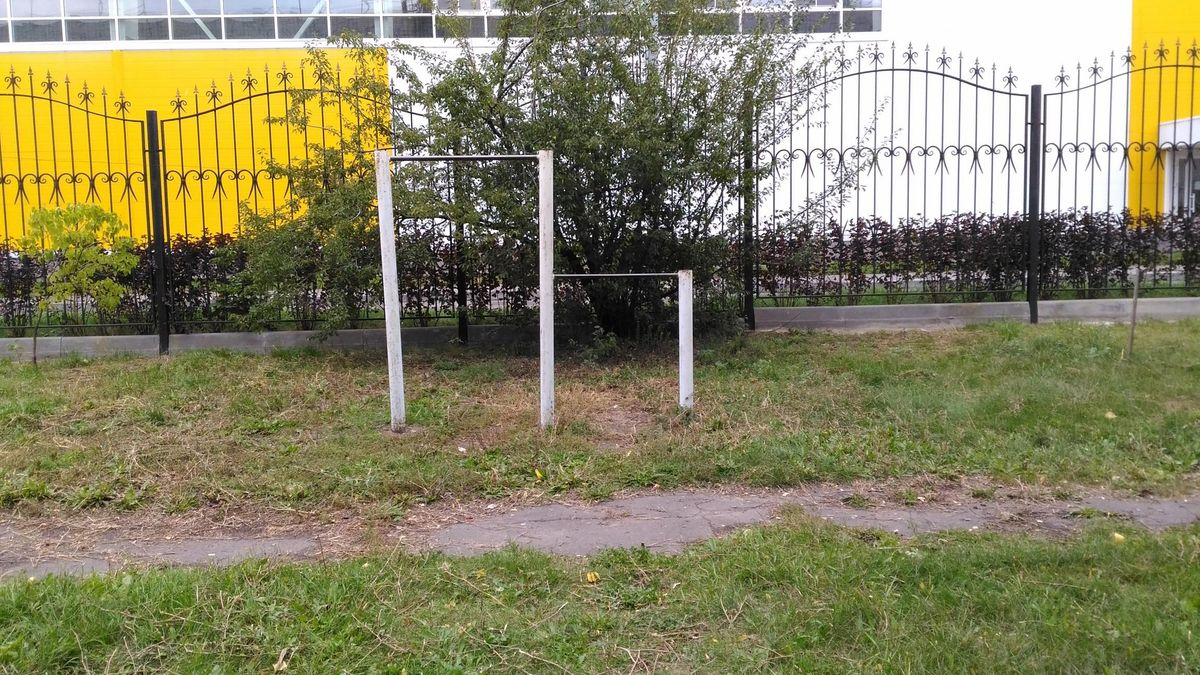 Borisoglebsk - Street Workout Park - Takashi