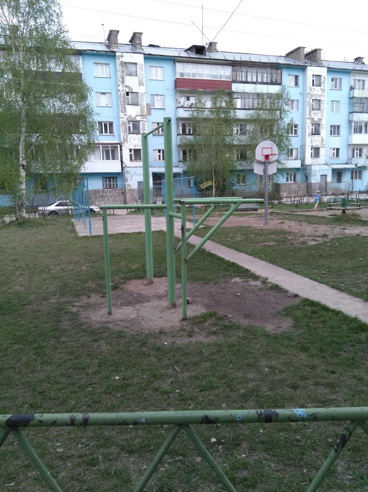 Lensk - Street Workout Park - 678144
